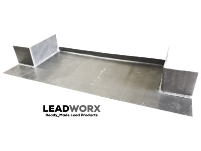 Complete lead window tray