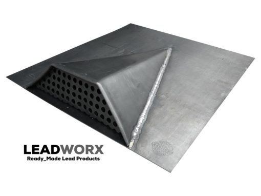 Lead Roof Vent